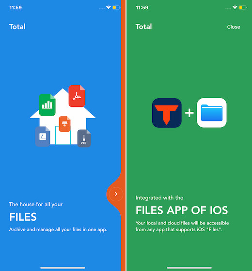 10 Best File Managers For Iphone To Manage Files On Ios 2020 Beebom