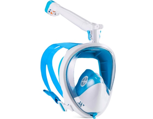 GroHoze Full Face Snorkel Mask