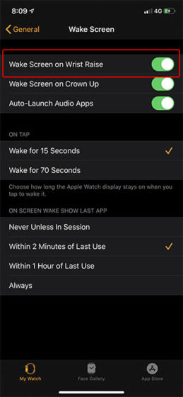 apple watch issue fixes 4