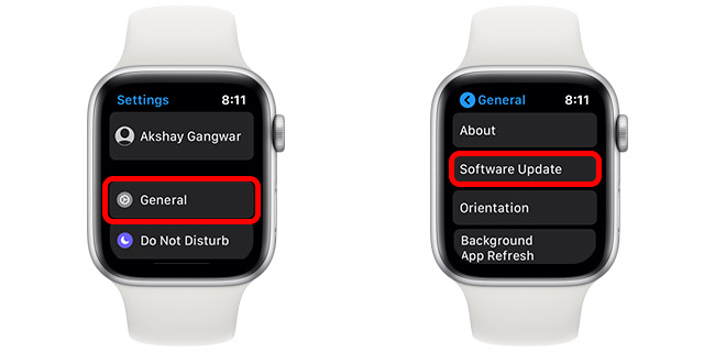 20 Apple Watch Errors / Issues / Problems and Their Fixes