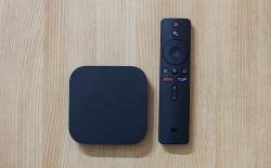 how to set up and use mi box 4k