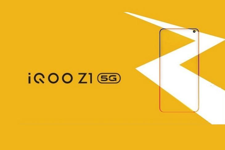 iQOO Z1 launch invite website