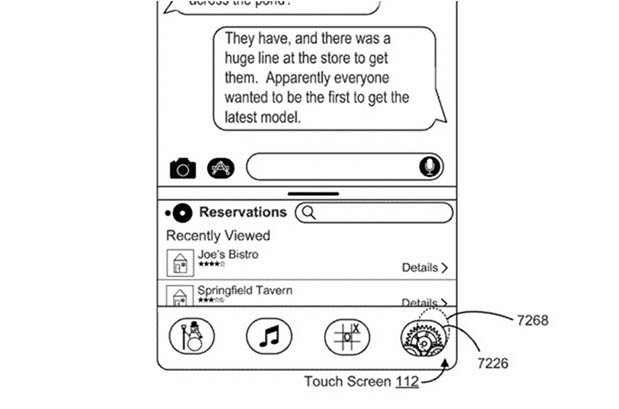 Apple Files a Patent for Editing iMessages, Better App Integration, and More
