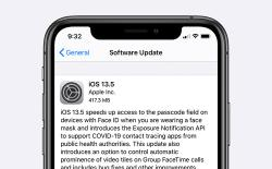 ios 13.5 update rolling out