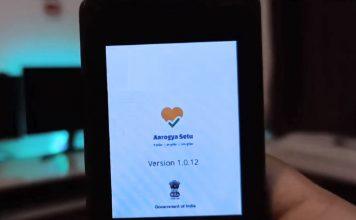 jiophone aarogya setu app 2