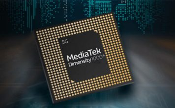 mediatek dimensity 1000+ announced