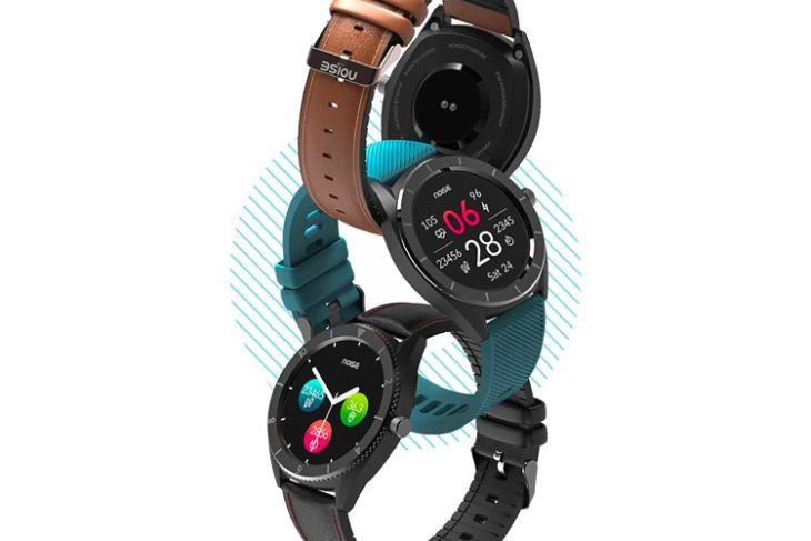 noisefit endure smartwatch launched