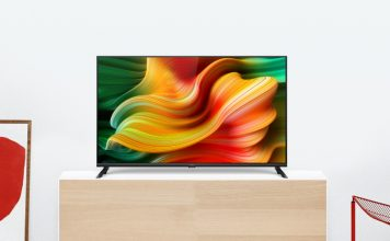 realme smart TV launched in India