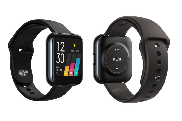 Realme Watch with 1.4-inch Display, Heart Rate Monitoring Launched in India at Rs. 3,999