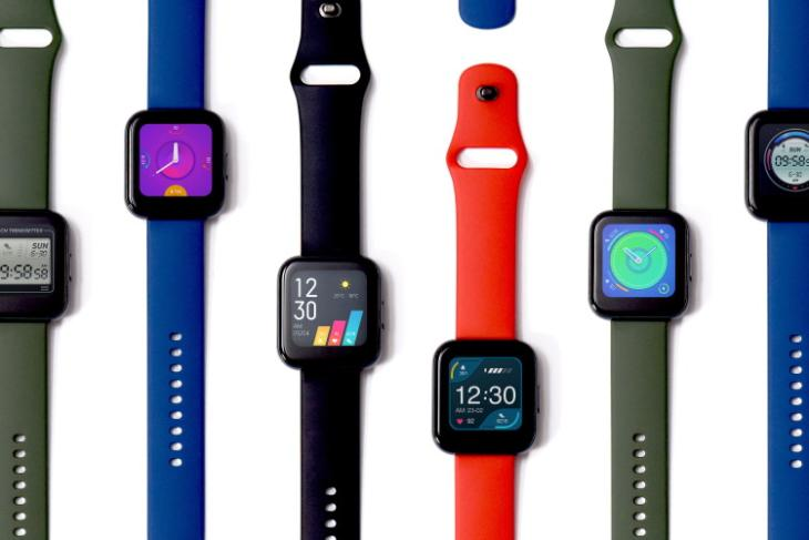 realme watch launched in india