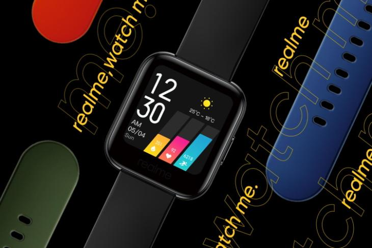 realme watch specs features and price