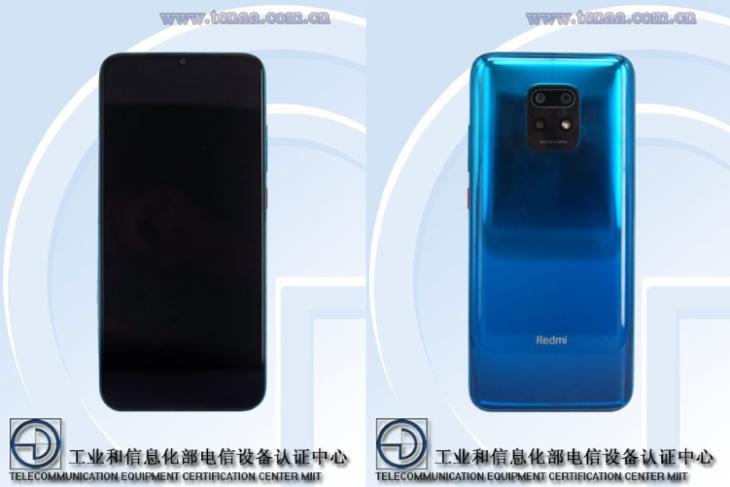 redmi 5g phone with mediatek dimensity 820