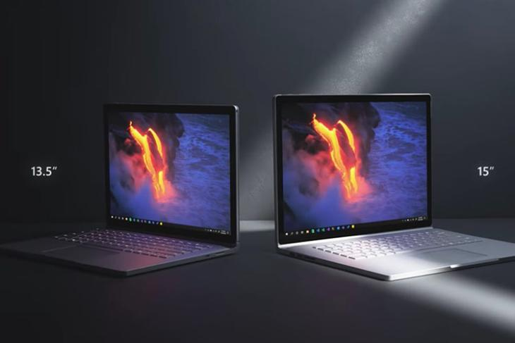 surface book 3 launched