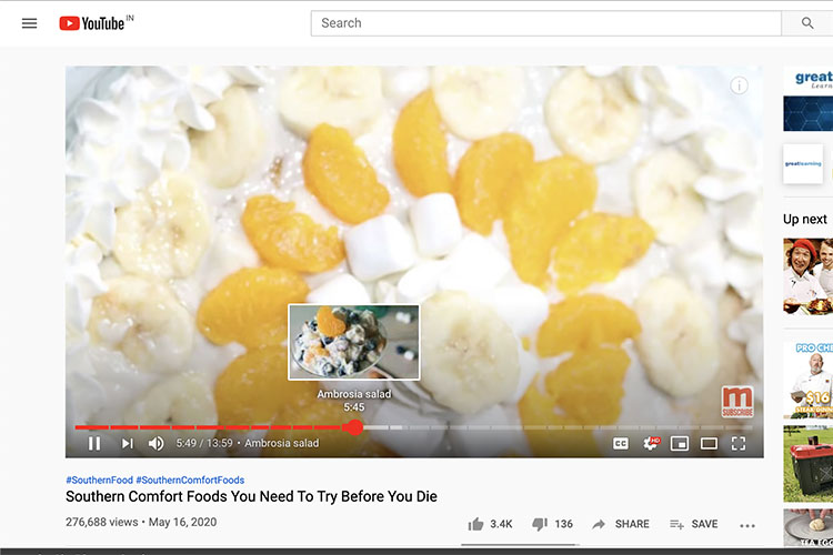 YouTube Is Rolling Out Video Chapters to Desktop and Mobile