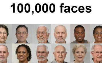 100k faces feat.