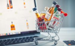 Alcohol home delivery shutterstock website