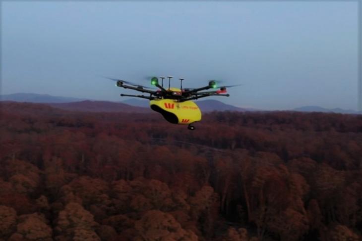 Australia using drones to monitor animals feat.