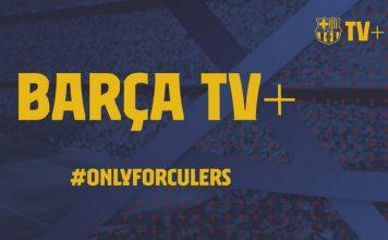 Barca TV+ feat.