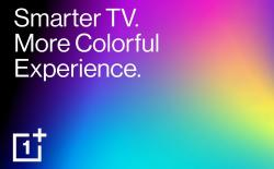 Budget OnePlus TV to Feature Gamma Engine and 93% DCI-P3 Color Gamut