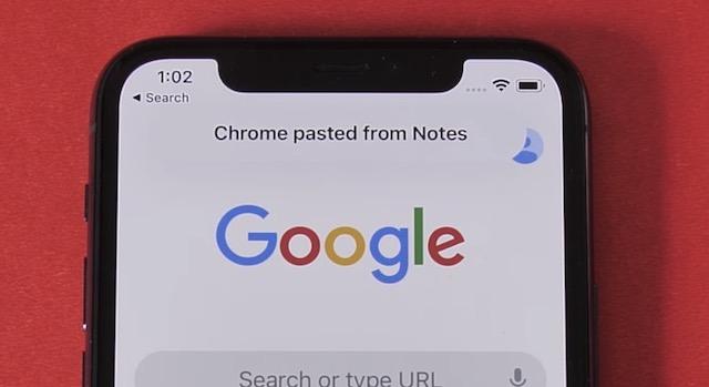 Clipboard Notification
