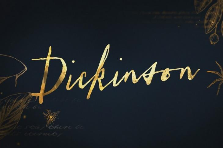 Dickinson wins peabody award feat.