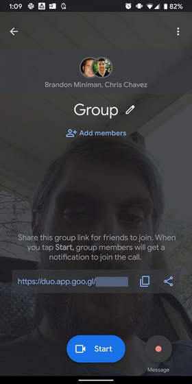 Google Duo Now Has Invite Links for Group Video Calls Like Zoom