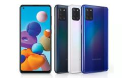 Galaxy A21s launched in India