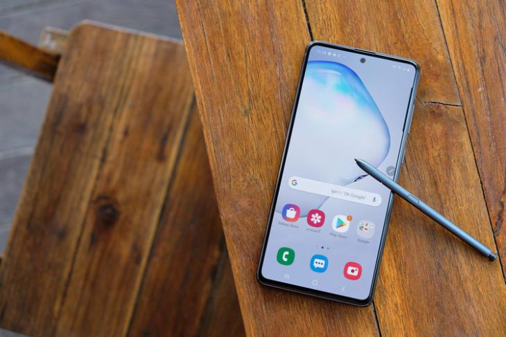 Samsung Galaxy Note 10 Lite - Android 11 OneUI 3.0 update