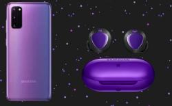 Galaxy S20+ BTS Edition website