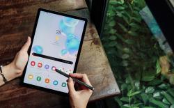 Galaxy Tab S6 shutterstock website