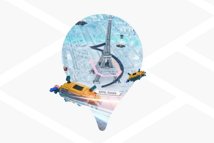 游戏开发人员现在可以使用Google Maps SDK来创建真实世界的游戏