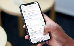 How to Enable Private MAC Address for Wireless Networks in iOS 14
