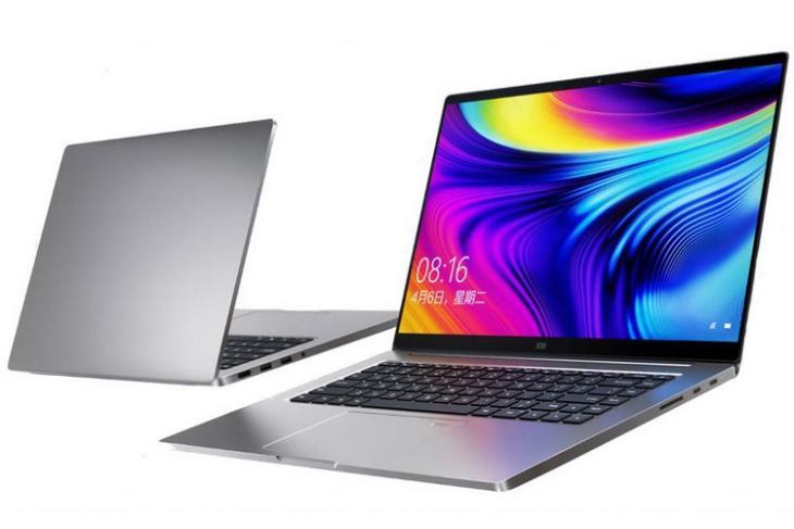 Mi Notebook Pro 15 2020 website