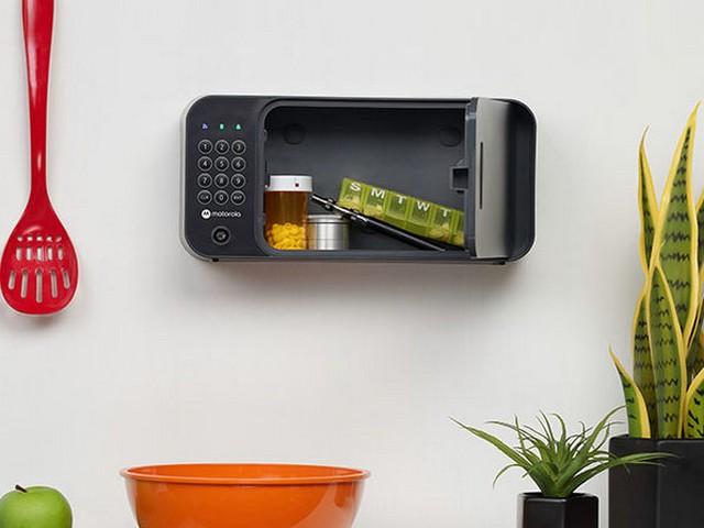 Motorola smart safe 2