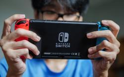 Nintendo Switch shutterstock website