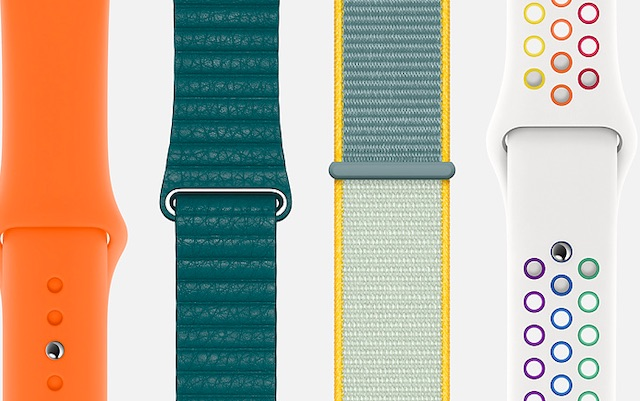Official Apple Watch bands