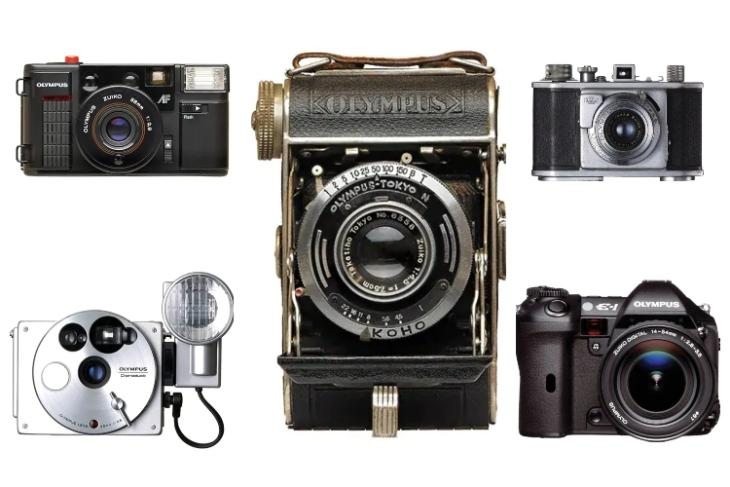 Olympus iconic cameras feat.