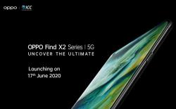 Oppo Find X2 india launch website