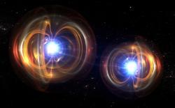 Quantum matter found in space feat.