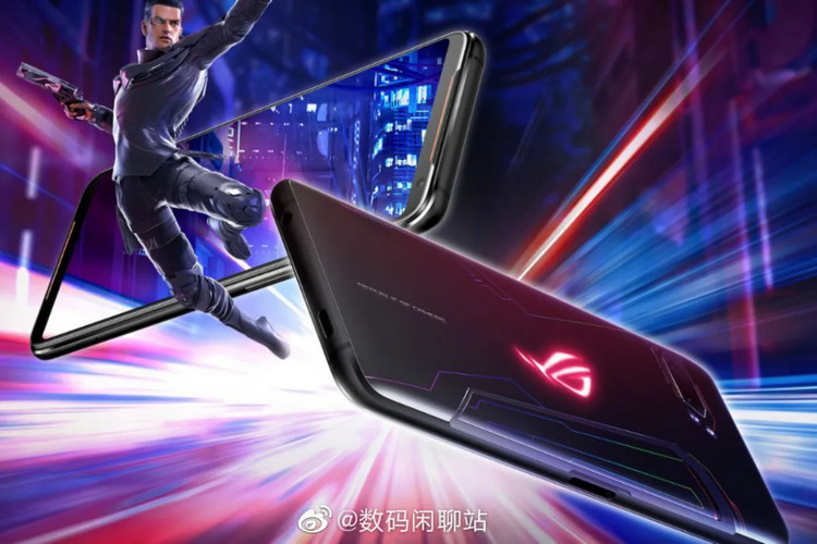 This is the clearest look at the Asus ROG Phone III