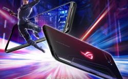 ROG Phone 3 promo website