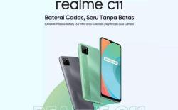 Realme C11 launch date - leaked renders