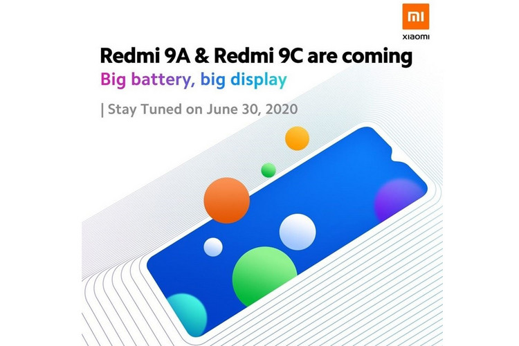 Xiaomi Will Unveil the Redmi 9A and Redmi 9C in Malaysia Tomorrow
