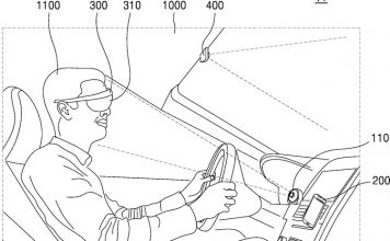 Samsung Patents AR Glasses with Turn-by-Turn Navigation