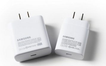 Samsung energy efficient chargers feat.