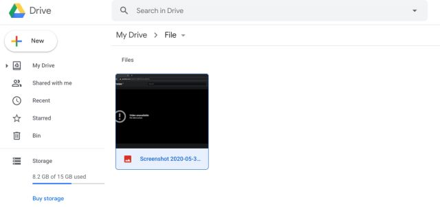 3. Google Drive Best WeTransfer Alternatives