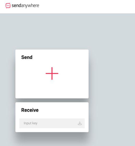 6. Send Anywhere