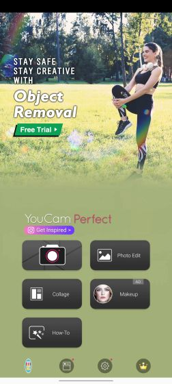 3. YouCam Perfect Best BeautyPlus Alternatives