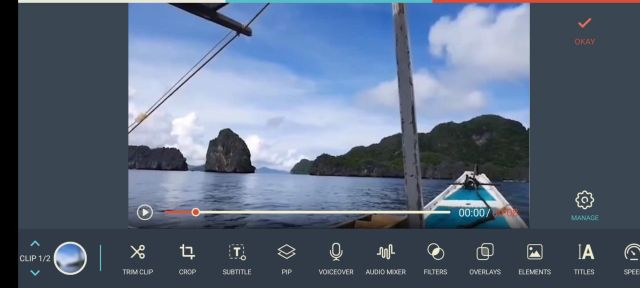 10. FilmoraGo Free Video Editors For Android Without Watermark