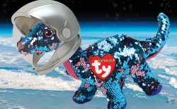 Toy space dino sold out feat.
